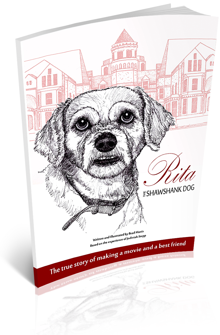 Rita The Shawshank Dog book cover